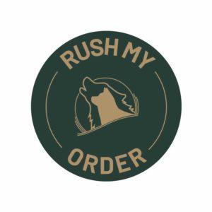 Woodsdog Produkte Rush My Order