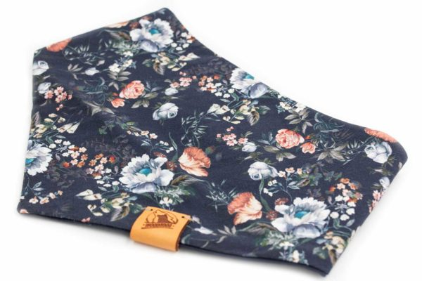 Woodsdog Floral Collection Martha's Vineyard Bandana