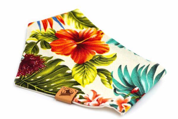 Woodsdog Floral Collection Maui Bandana