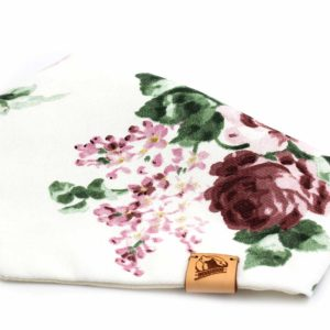 Woodsdog Floral Collection Rose Bandana