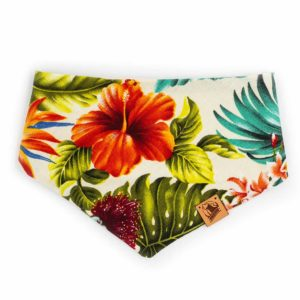 Woodsdog Floral Collection Maui Bandana
