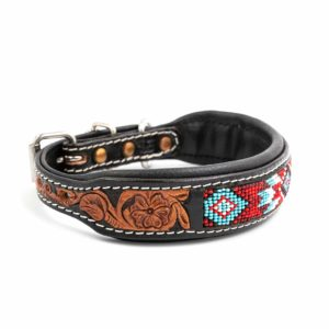 Woodsdog Leather Collar Bodaway