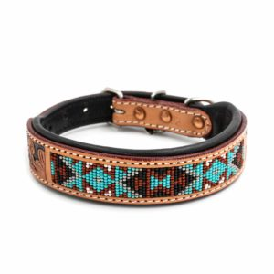 Woodsdog Leather Collar Huyana