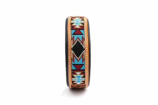 Woodsdog Leather Collar Lakota