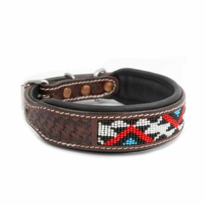 Woodsdog Leathercollar