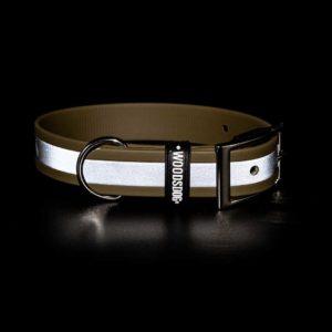 Woodsdog Durango Halsband Light Up Olive